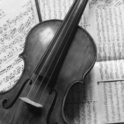 En ensom fiolinist møter Bach og Bloch
